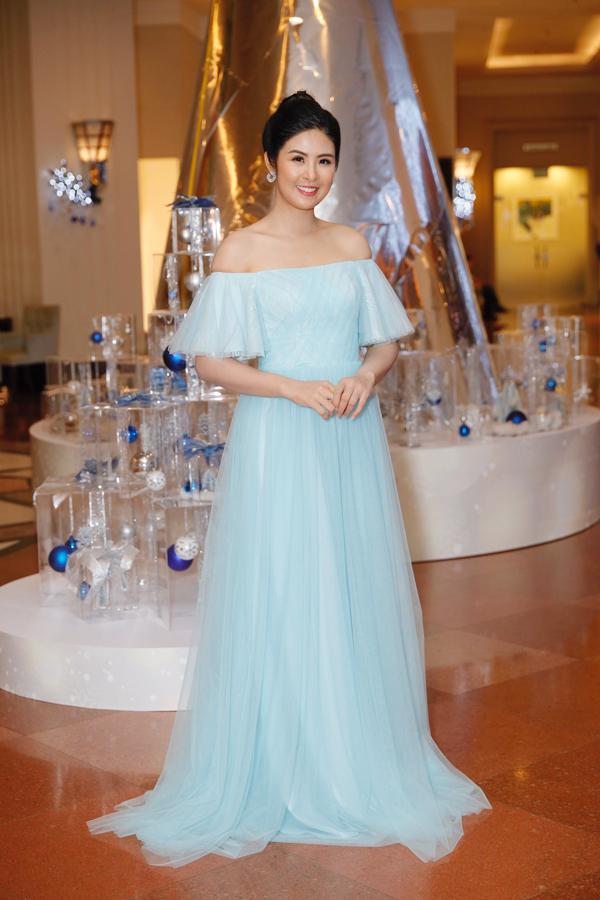 Dàn Hoa hậu, Á hậu làm phù dâu trong hôn lễ của và chồng đại gia - 7