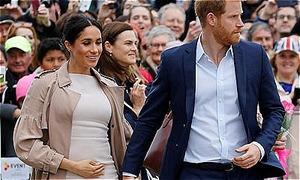 Meghan có thể sẽ 'sinh con thuận tự nhiên tại nhà mới ở Windsor'