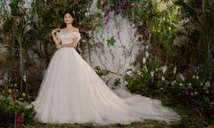 Váy cưới 400 triệu đồng của Á hậu Thanh Tú