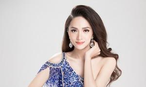 Hoa hậu Hương Giang đồng hành với chuỗi sự kiện làm đẹp của Ngọc Dung