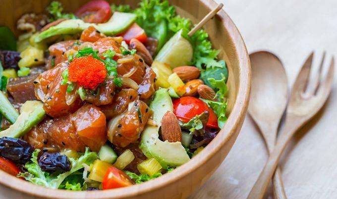 Chế độ ăn uống lành mạnh và đầy đủ dinh dưỡng của người Singapore