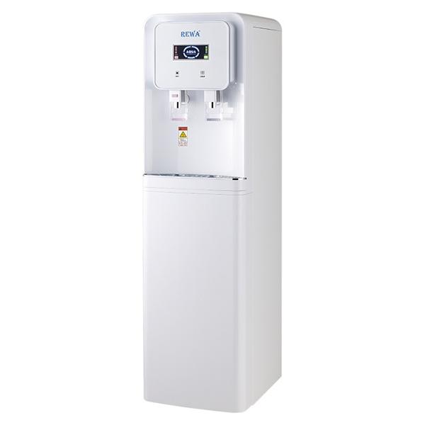 Máy lọc nước Rewa RW-RO-816 white có công nghệ lọc RO 4 cấp, làm lạnh nhanh, công suất làm nóng 2L mỗi giờ, làm lạnh 7L mỗi giờ, giảm 50% chỉ còn 8,09 triệu đồng.