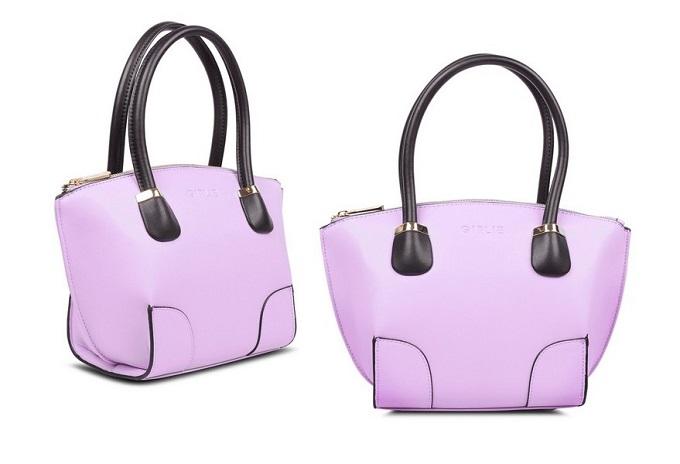 Túi xách Girlie chất liệu da PU tổng hợp có giá ưu đãi 398.500 đồng từ ngày 3/12 đến hết 10/12 trên Shop VnExpress.