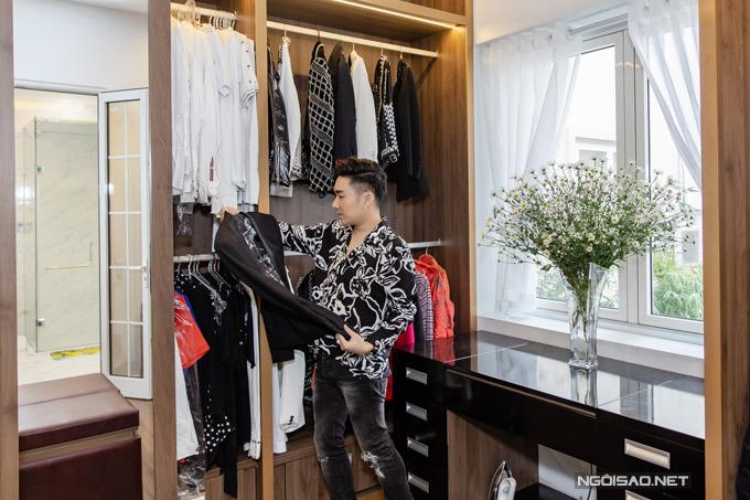 Ngoài căn biệt thự triệu đô ở Hà Nội, Quang Hà còn có biệt thựở TP HCM và nhiều bất động sản khác.