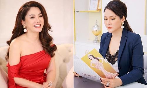 Hoa hậu Xuân Hương chỉ cách trẻ ra 10 tuổi không cần phẫu thuật