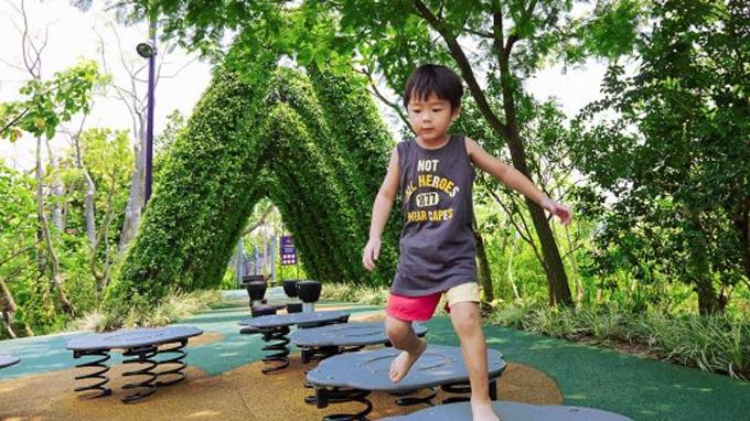 Trẻ em Singapore được giáo dục về tầm quan trọng của sức khoẻ và rèn luyện thể chất từ rất sớm