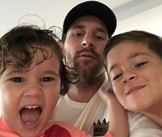 Messi từ chối lời mời tới Grand Palais