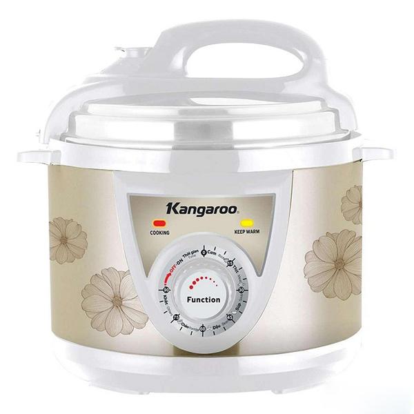 Nồi áp suất điệnsẽ là sự lựa chọn thích hợp cho những món ăn cần thời gian nấu lâu như canh hầm xương, cháo, bò hầm, ninh thịt...Bạn có thể muanồi áp suất Kangaroo KG280M dung tích 5L để chuẩn bị cho những bữa tiệc cuối năm với giá khuyến mãi 690.000 đồng.