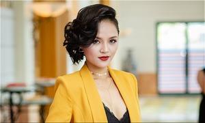 Thu Quỳnh - đóa hoa nở muộn của màn ảnh Việt
