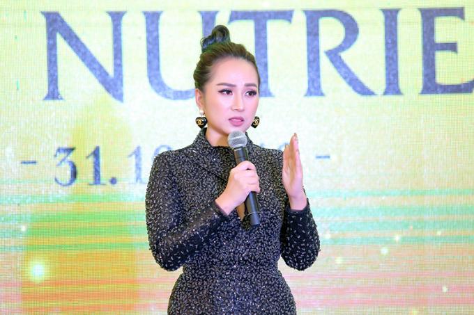Đàm Vĩnh Hưng, Hương Giang hội ngộ tại sự kiện ra mắt mỹ phẩm Skin Nutrient - 2