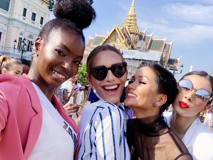 HHen Niê được khen vì tuân thủ yêu cầu ban tổ chức Miss Universe - 6