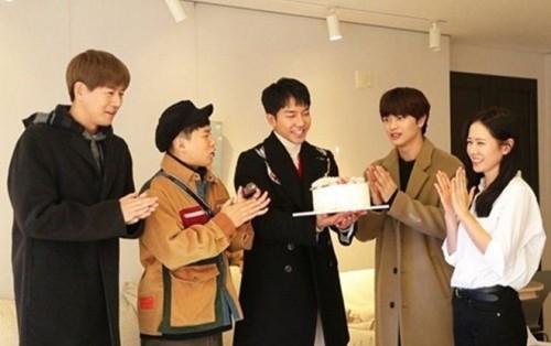 Son Ye Jin khoe nhà trong chương trình truyền hình mới.