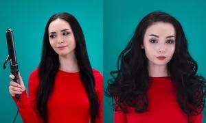 2 mẹo uốn tóc xoăn bồng bềnh không cần máy sấy