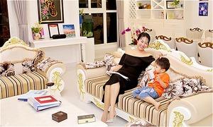 Căn hộ gần 10 tỷ đồng của Phi Thanh Vân tại TP HCM