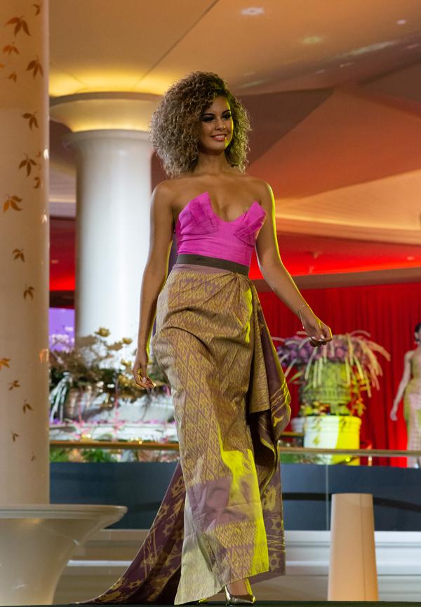 Người đẹp Zoë Brunet đến từ Bỉ.