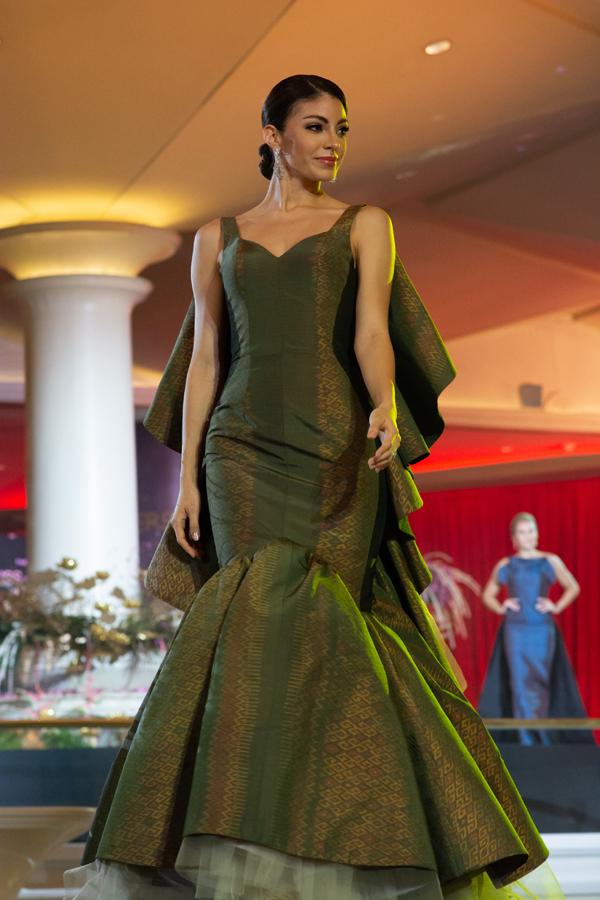 Hoa hậu Ecuador, Virginia Limongi.