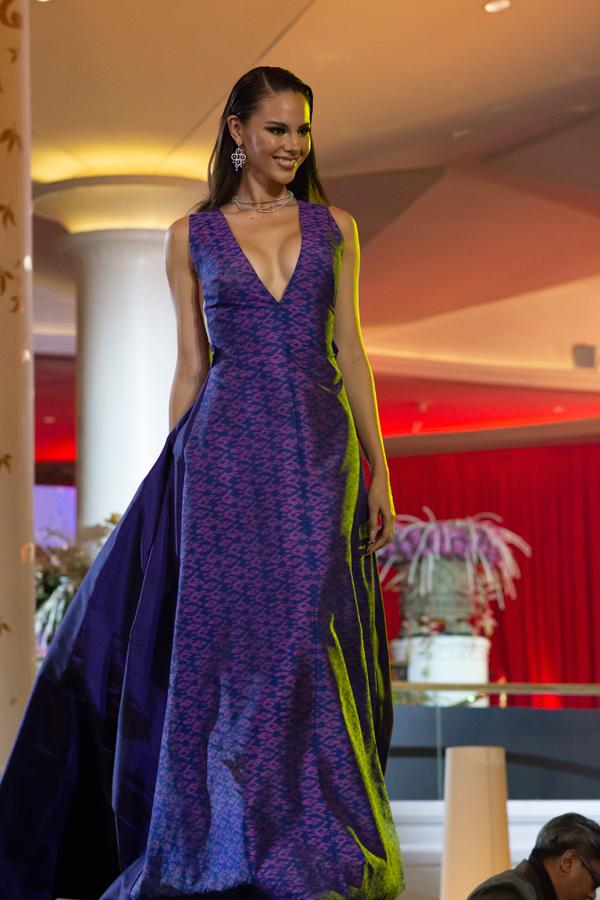 Hoa hậu Philippines, Catriona Gray, là ứng viên sáng giá cho ngôi vị hoa hậu hoàn vũ 2018.