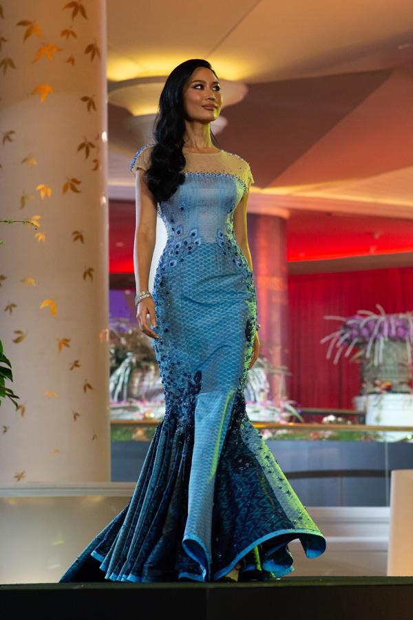 Người đẹp nước chủ nhà Thái Lan.