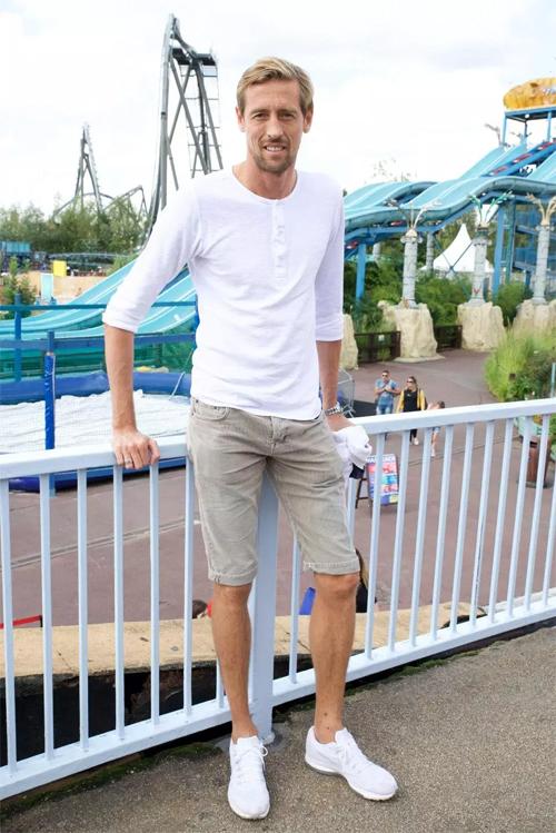 Chàng kều tại công viên Thorpe năm ngoái