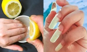 10 cách tự nhiên giúp khắc phục móng tay yếu, giòn