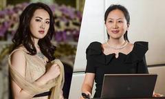 Cuộc sống đối lập của hai tiểu thư cách nhau 25 tuổi nhà Huawei