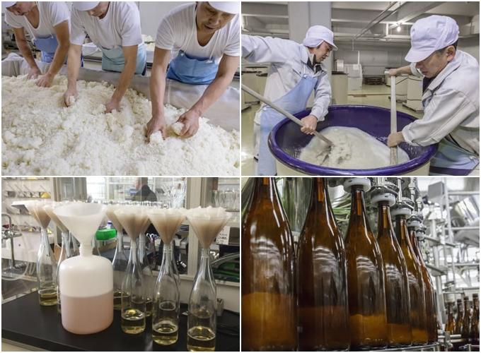 Những yếu tố tạo nên một chai rượu sake ngon - 2