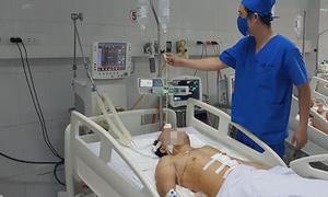 Giang hồ Nghệ An hỗn chiến, 2 người nhập viện