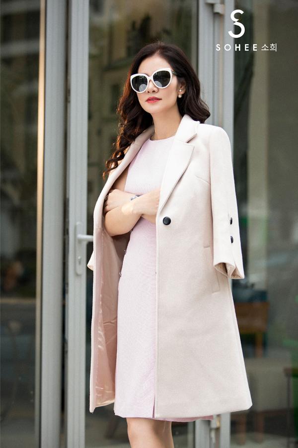 Bộ sưu tập Queen of Shine của Sohee không chỉ đón đầu xu hướng, mà còn chú trọng vào chất liệu, kiểu dáng, nhằm đáp ứng các tiêu chí của phụ nữ Việt về thời trang: đẹp và phù hợp với thu nhập, nữ doanh nhân nói.