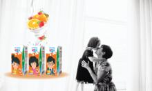 Nhiều mẹ Việt thích thú với hộp sữa in tên