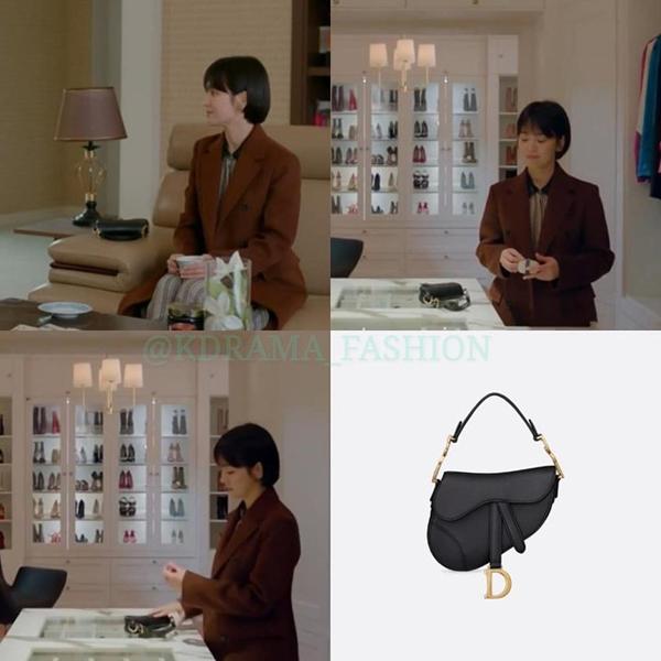 Hàng hiệu xa xỉ của Song Hye Kyo trong Encounter - 6