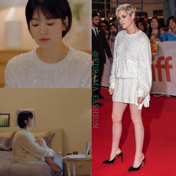 Hàng hiệu xa xỉ của Song Hye Kyo trong Encounter - 7