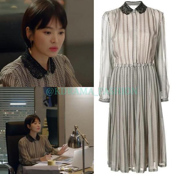 Hàng hiệu xa xỉ của Song Hye Kyo trong Encounter - 8