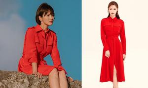 Song Hye Kyo chỉnh sửa hàng hiệu để hợp dáng trong 'Encounter'