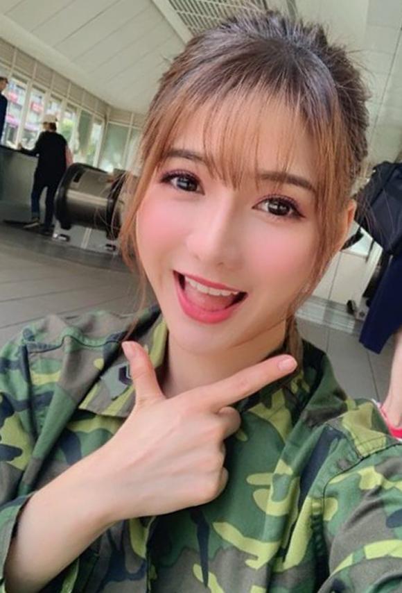 Cô gái bán cá nóng bỏng nhất Đài Loan - 5