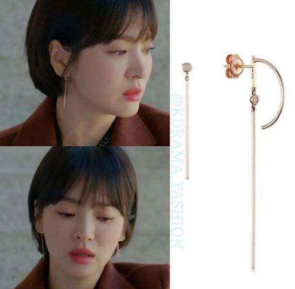 Hàng hiệu xa xỉ của Song Hye Kyo trong Encounter - 11