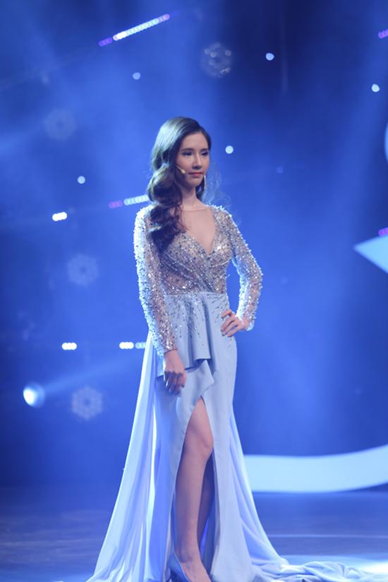 Phan Thị May xinh đẹp sau phẫu thuật thẩm mỹ.