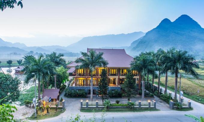 Địa chỉ cuối tuần: khu nghỉ ở Mai Châu cho ngày đầu đông gần Hà Nội - 1