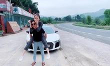 Cường Đôla 'cõng Đàm Thu Trang về quê'