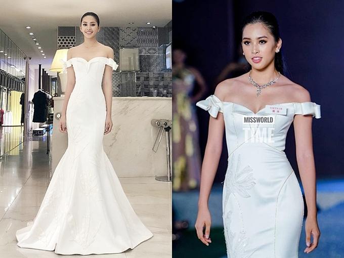 Ngày 20/11, Tiểu Vy diện váy của nhà thiết kế Công Trí dựphần thiDesigner Award,nhưng không đoạt thành tích nào. Sau đó, cô thi tiếp Top Model và ghi tên vào top 32. Đây là thành tích thứ hai của Tiểu Vy ở Miss World.