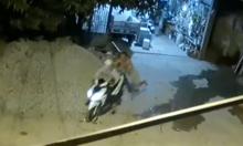 Trộm tháo chạy khi bị bắt quả tang