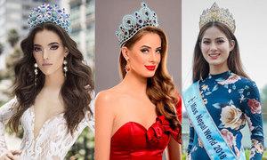 5 ứng viên sáng giá nhất cho ngôi vị Hoa hậu Thế giới 2018