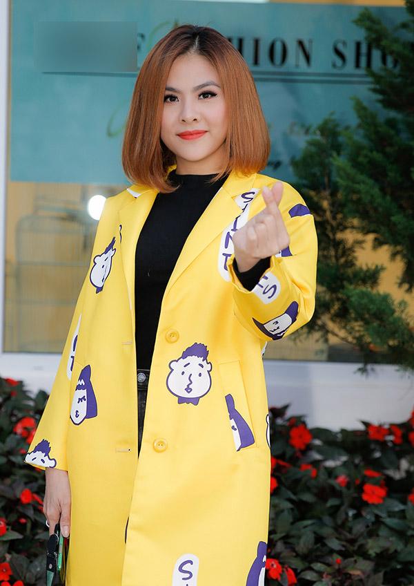 Vân Trang lên Đà Lạt diễn show của Hằng Nguyễn