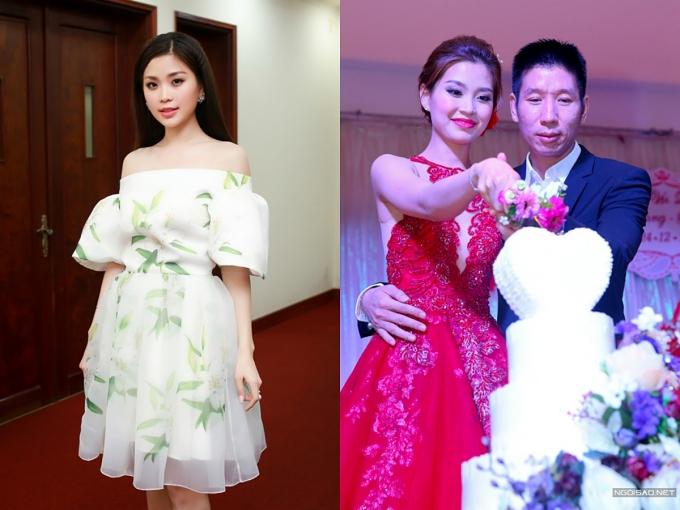 Nguyễn Lâm Diễm Trang sinh năm 1991, được đánh giá là người đẹp tri thức khi tốt nghiệp Đại học Quốc tế (thuộc Đại học Quốc gia TP HCM), tham gia nhiều chương trình Đoàn Hội... Tuy nhiên, sau cuộc thi, cô khá kín tiếng và nhanh chóng lên xe hoa cùng bạn trai vào cuối năm 2015.