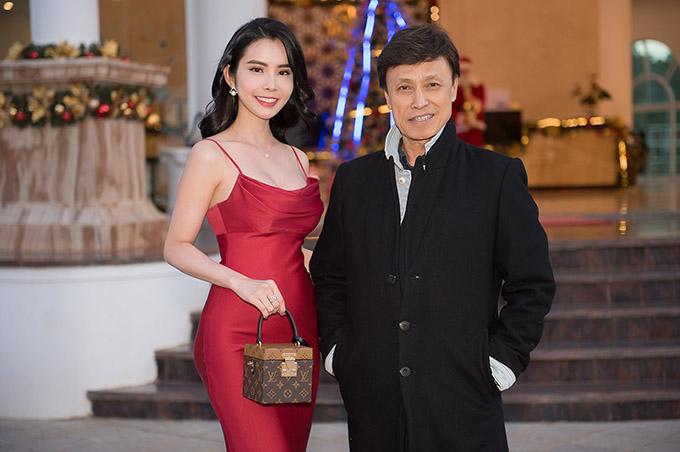 Vân Trang lên Đà Lạt diễn show của Hằng Nguyễn - 2