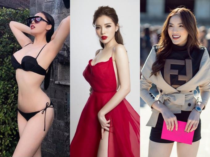 Từ năm 2017 đánh dấu sự thay đổi mạnh mẽ về hình ảnh của Kỳ Duyên khi nỗ lực trở thành một IT girl . Đây là danh từ dành cho những cô nàng đượcbiết đến không chỉ nhờ nhan sắc mà cảphong cáchthời trang dẩn đầu xu hướng, thể hiện được cá tính bản thân. Song song đó, Kỳ Duyêncông khai phẩu thuật nâng ngực, không ngại diện bikini khoe vóc dáng haykhiến khán giả tò mò về cuộc sống cá nhân sang chảnh,luôn chưng diện hàng hiệu đắt tiền.