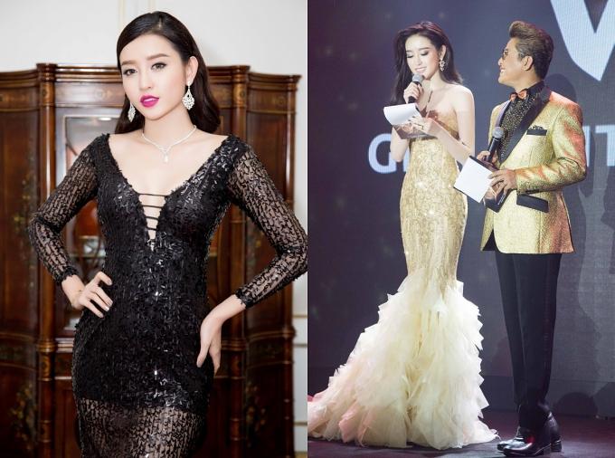 Nguyễn Trần Huyền My, sinh năm 1995 là Á hậu 1 cuộc thi năm 2014 dù được kỳ vọng giành vương miện. Sau cuộc thi, cô xây dựng hình ảnh theo phong cách gợi cảm, trở thành gương mặt đắt giá tham gia nhiều sự kiện khác nhau. Thỉnh thoảng, cô thử sức với vai trò MC.