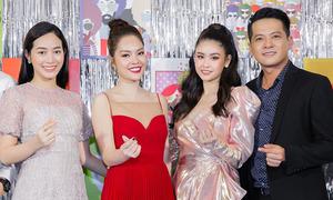 Dàn diễn viên ủng hộ Trương Quỳnh Anh làm bà chủ