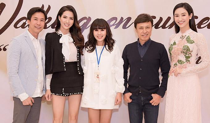 Vân Trang lên Đà Lạt diễn show của Hằng Nguyễn - 5