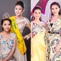 Cuộc sống của top 3 Hoa hậu Việt Nam 2014 sau 4 năm đăng quang