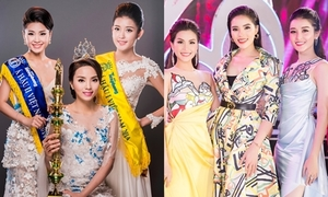 Cuộc sống của top 3 Hoa hậu Việt Nam 2014 sau 4 năm